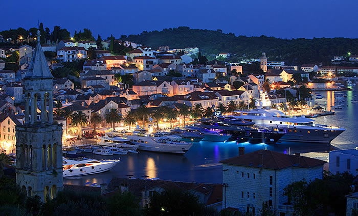 Hvar nightlife