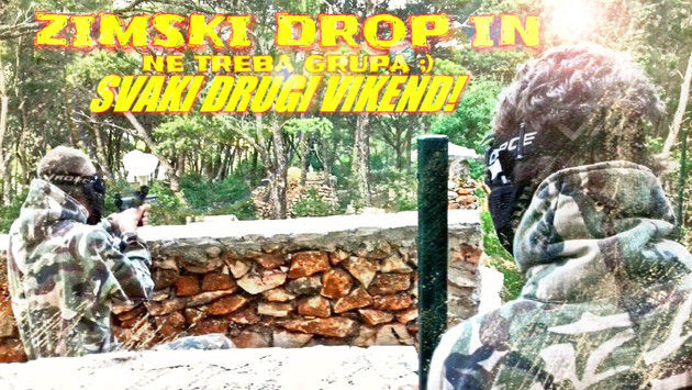 Drop in Paintball