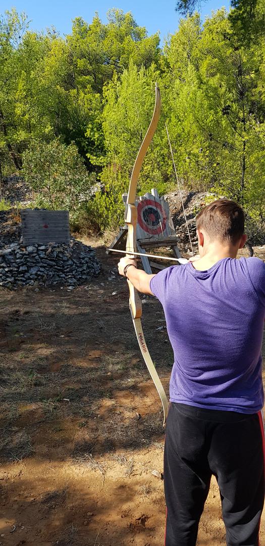 Archery- Zadar