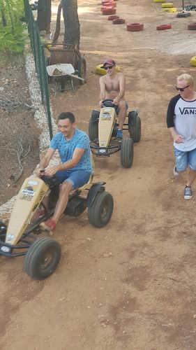 Go karting Hvar