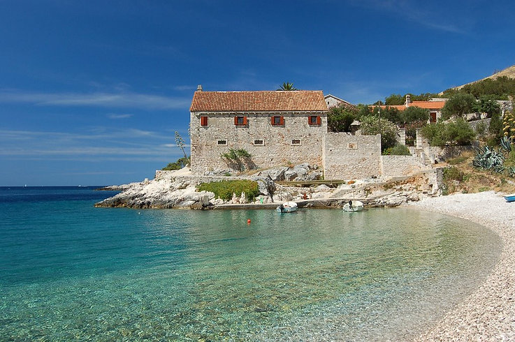 Dubovica ilsand Hvar Included in day tour