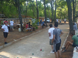 Booce is traditional Dalmatina game for everybody
