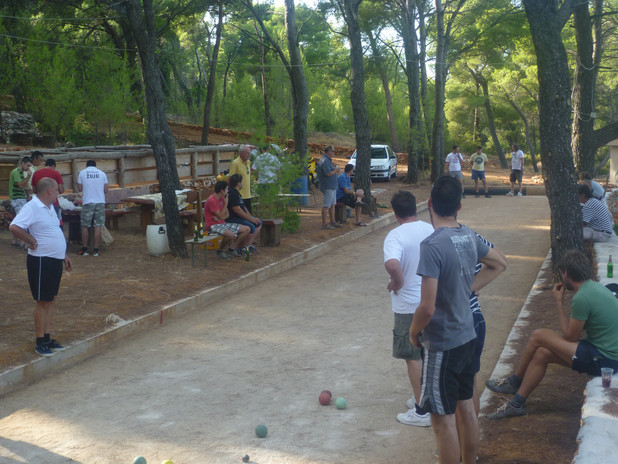Boccie Jelsa team building