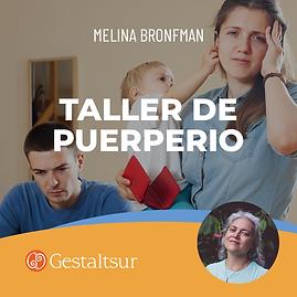 Taller Puerperio 001A - Melina Bronfman.