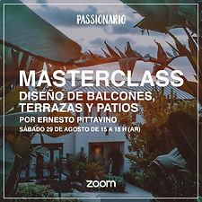 Masterclass_Diseño_de_Balcones,_Terraz