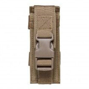 VISM® by NcSTAR® PISTOL SINGLE MAG POUCH/ TAN