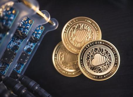 Inicios del Blockchain