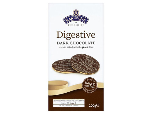 Rakusen's Chocolate Digestives
