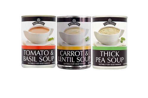 Rakusen's Canned Soup
