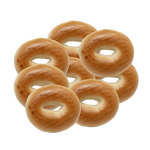 10 Pack Mini Bagels