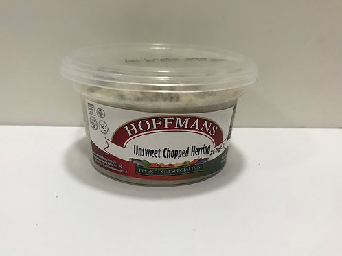 Chopped Herring - Unsweetened