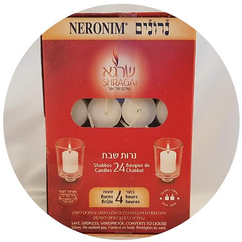 Neronim Candles