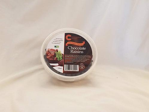 Chocolate Raisins 250g