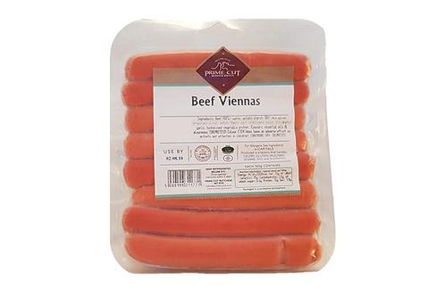 Beef Vienna's