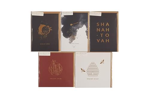 Shana Tovah Cards