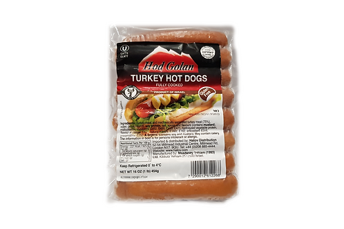 Turkey Hot Dogs