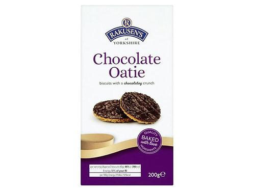 Rakusen's Chocolate Oaties