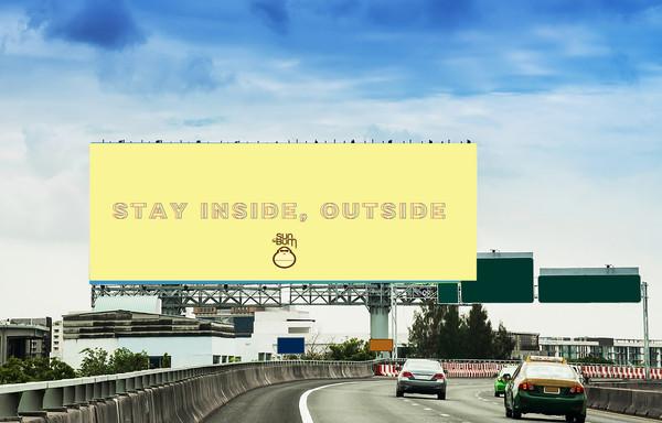 """""""Stay Inside, Outside"""""""