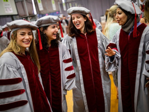 Obtaining Your Doctorate Degree and the Importance of Community