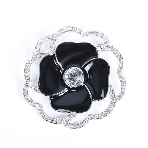 Jiang Chipao™ Classic Camellia Brooch