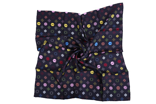 Jiang Chipao™ Limited Edition Handmade Silk Scarf