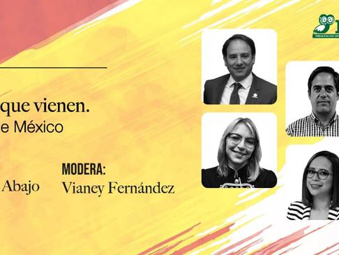 """Foro Debate: """"España 28-A: Las elecciones que vienen. Una mirada desde México"""""""