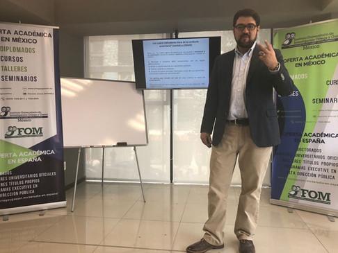 """Foro debate """"Temas clave de las elecciones 2018"""","""