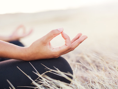 Calm Down Rituals and Meditation