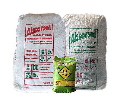 absorbente, derrame, aceite,control, ambiental, industrial, grano