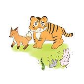 虎の威を借る狐re.jpg