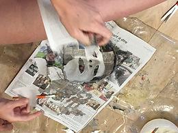 Atelier masques