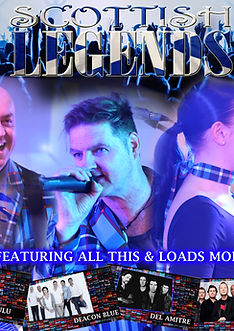 Splash Showgroup | Wet Wet Wet Tribute | Scotland | Scottish Night | Scotland Tribute |