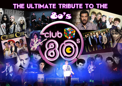 80's Tribute Band | 80's Tribute Show | 80's Night |