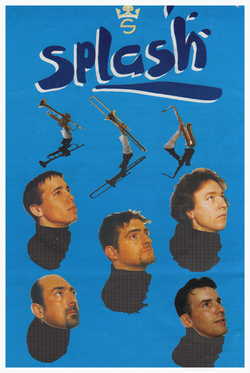 Wets Tribute Poster 1997
