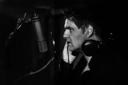 Marc In The Studio