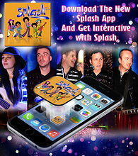 Splash Showgroup | Song Request App | Interactive Live Band |