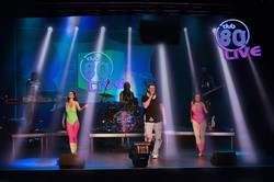 Club 80s Full Stage