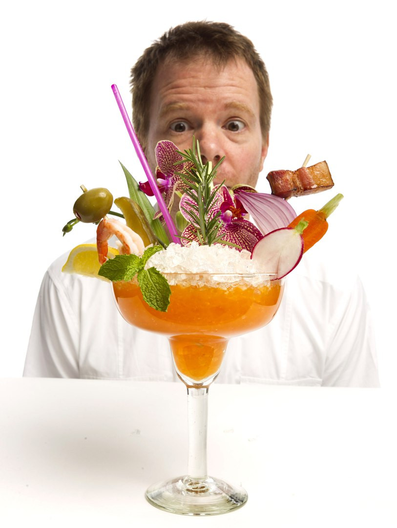 ингредиенты коктейль состав медиабарен бармен гарниш гарнир украшение необычная подача маргарита коктейльный бокал