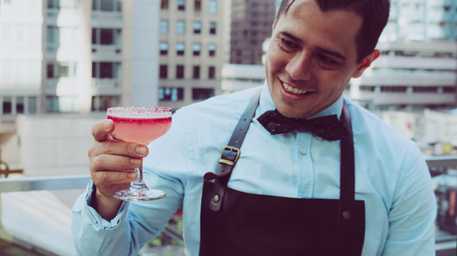 """Каким должен быть конкурсный коктейль на примере """"самой вкусной в мире маргариты"""""""