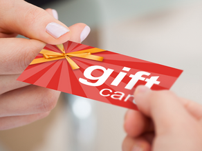 Gift Cards Are An Easy Marketing Tool
