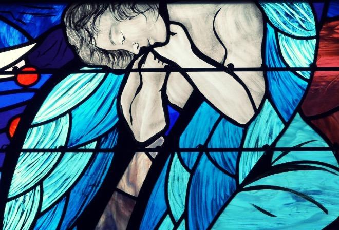 Les ailes de l'ange (extrait)
