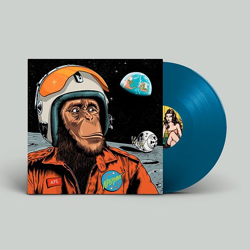 """APE """"Supersonic"""" / Blue Marble"""