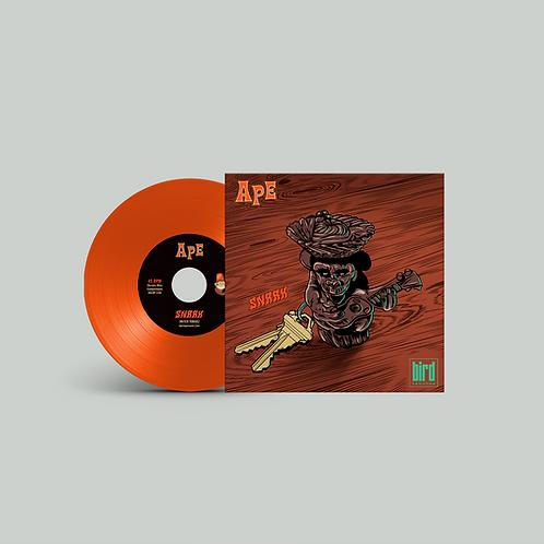 APE 45 Squid + Snark / Orange-a-Tang