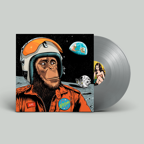 "APE ""Supersonic"" / Silvery Moon"