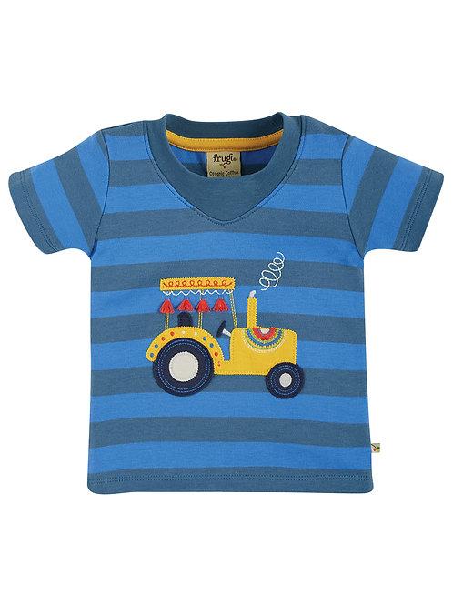 Traktor T-Shirt von Frugi