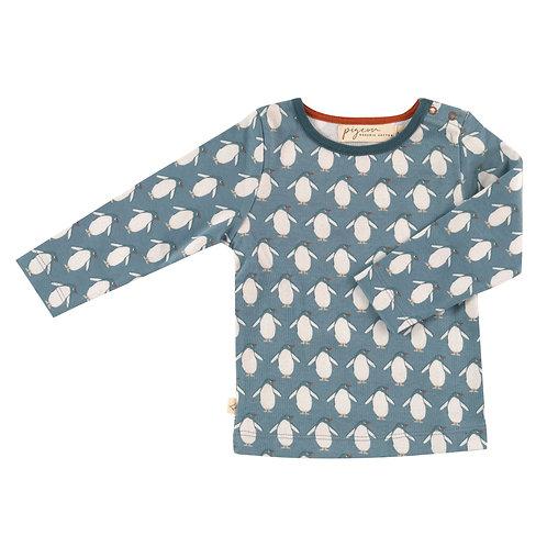 Pinguin Langarm Shirt