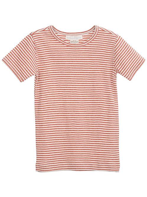 Shirt kurzarm von Serendipity organics