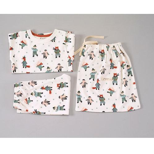 Pyjama von Pigeon Organics