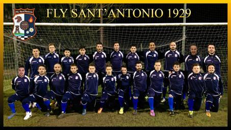 Semifinale di andata coppa Predieri: CRESPO CALCIO vs FLY SANT'ANTONIO 1929 2-2