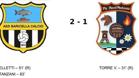 1° Giornata - BARICELLA CALCIO vs FLY SANT'ANTONIO